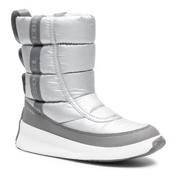 Sorel Снігоходи Sorel Out N About Puffy Mid NL3394 Pure Silver 034