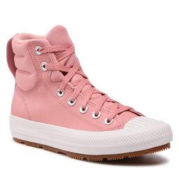 Converse Sportbačiai Converse Ctas Berkshire Boot Hi 271711C Rust Pink/Rust Pink/Pale Putty