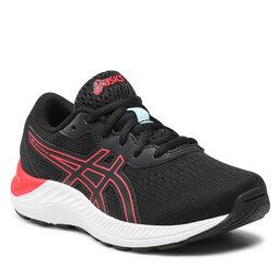 Asics Взуття Asics Gel-Excite 8 Gs 1014A201 Black/Electric Red 009