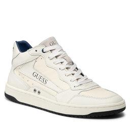 Guess Laisvalaikio batai Guess FMPES8 LEA12 WHITE