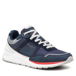 Pepe Jeans Снікерcи Pepe Jeans X20 Basic Half PMS30782 Navy 595