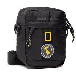 National Geographic Плоска сумка National Geographic Pouch N16980.06 Black