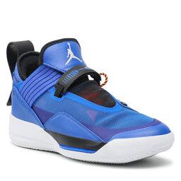 Nike Batai Nike Air Jordan XXXIII SE CD9560 401 Hyper Royal/White/Black