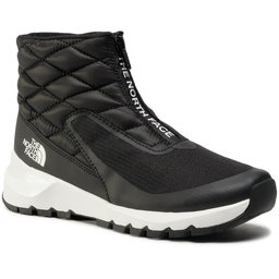 The North Face Sniego batai The North Face Thermoball Progressive Zip NF0A4O9DKY4 Tnf Black/Tnf White