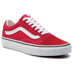 Vans Kedai Vans Old Skool VN0A4BV5JV61 Racing Red/True White