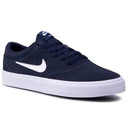 Nike Взуття Nike Sb Charge Suede (Gs) CT3112 400 Obsidian/White/Obsidian/Black