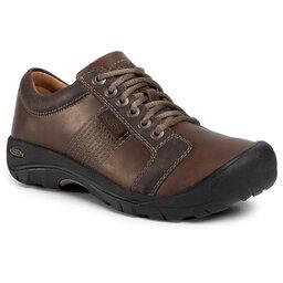 Keen Трекінгові черевики Keen Austin 1007722 Chocolate Brown