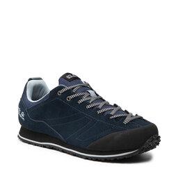 Jack Wolfskin Трекінгові черевики Jack Wolfskin Scrambler 2 Low M 4045471 Bark Blue/Grey