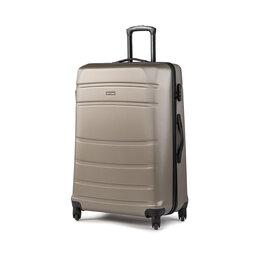 Wittchen Велика тверда валіза Wittchen 56-3A-653-86 Сірий