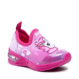 Bibi Laisvalaikio batai Bibi Space Wave 1132087 Tie Dye/Unicorn/Hot Pink