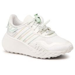 adidas Взуття adidas Choigo FY6504 Cloud White / Clear Mint / Grey One