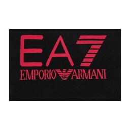 EA7 Emporio Armani Шаль EA7 Emporio Armani 285381 0A120 05921 Black/Rosered