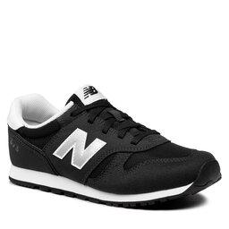 New Balance Laisvalaikio batai New Balance YC373KB2 Juoda