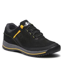 Nik Трекінгові черевики Nik 05-0691-02-9-01-03 Чорний
