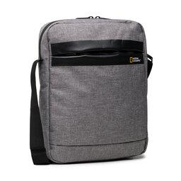 National Geographic Плоска сумка National Geographic Shoulder Bag N13104.22 Light Grey