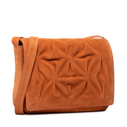Coccinelle Сумка Coccinelle IC1 Marquise Goodie Suede E1 IC1 12 01 01 Chestnut W10