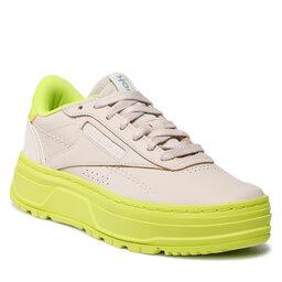 Reebok Взуття Reebok Club C Double GEO GW5438 Stucco/Stucco/Aciyel