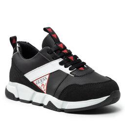Guess Laisvalaikio batai Guess FIRIC8 ELE12 BLACK