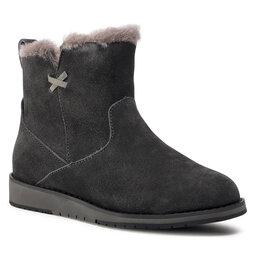 EMU Australia Взуття EMU Australia Beach Mini W11026 Dark Grey/Black
