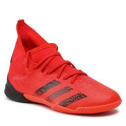 adidas Batai adidas Predator Freak .3 In J FY6288 Red/Cblack/Solred