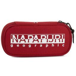 Napapijri Пенал Napapijri Happy Pen Organizer N0YID4 Red Scarlet R01