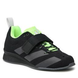 adidas Batai adidas Adipower Weightlifting II FV6592 Core Black/Grey Six/Signal Green