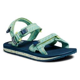 Jack Wolfskin Босоніжки Jack Wolfskin Outfresh Sandal W 4039461 Green/Blue