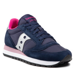 Saucony Laisvalaikio batai Saucony Jaz Original S1044-630 Navy/Pink
