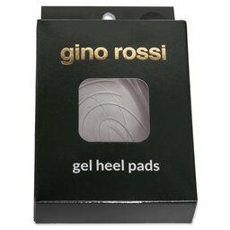 Gino Rossi Напівустілки гелеві Gino Rossi Gel Heel Pads Bez Koloru