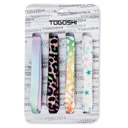 Togoshi Batų raištelių komplektas Togoshi TG-LACES-120-4-WOMEN-001 Spalvota