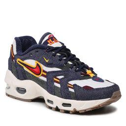 Nike Batai Nike Air Max 96 II Qs DJ6742 400 Blackened Blue/Gym Red