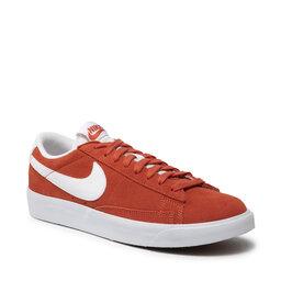 Nike Взуття Nike Blazer Low Suede CZ4703 800 Mantra Orange/White/White