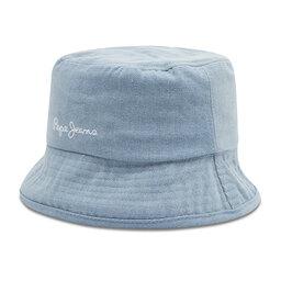 Pepe Jeans Skrybėlė Pepe Jeans Bucket Paloma Hat PG040213 Denim 000