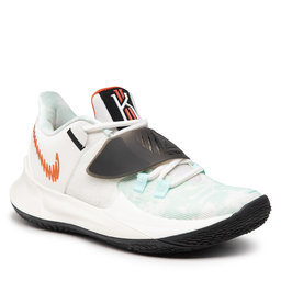 Nike Batai Nike Kyrie Low 3 CJ1286 101 Sail/Team Orange/Black