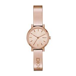 DKNY Годинник DKNY Soho NY2308 Rose Gold/Rose