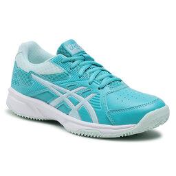 Asics Взуття Asics Court Slide Clay Gs 1044A006 Techno Cyan/Bio Mint