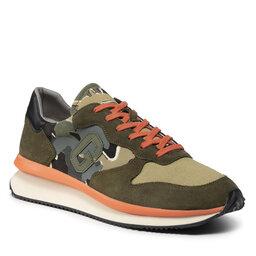 Guess Laisvalaikio batai Guess FM5RUN FAB12 GREEN