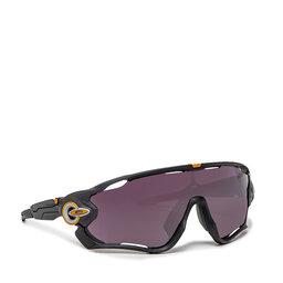 Oakley Сонцезахисні окуляри Oakley Jawbreaker 0OO9290-6331 Black Grey Fade/Prizm Road Black