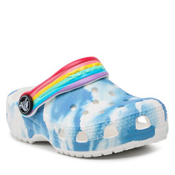 Crocs Šlepetės Crocs Classic Out Of This World II Clog Kids 206818 White