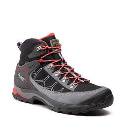 Asolo Трекінгові черевики Asolo Falcon Gv Mm GORE-TEX A40016 00 A640 Grey/Black