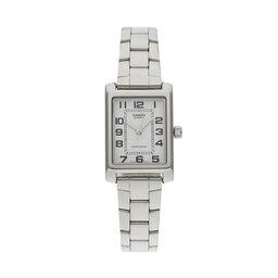 Casio Годинник Casio LTP-1234PD-7BEF Silver/Silver