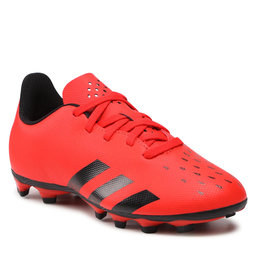 adidas Batai adidas Predator Freak .4 FxG J FY6322 Red/Cblack/Red