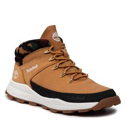 Timberland Turistiniai batai Timberland Brooklyn TB0A2GWQ2311 Wheat Nubuck W Camo