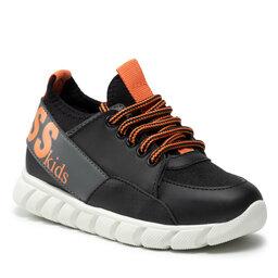 Guess Laisvalaikio batai Guess FIBRO8 ELE12 BLACK