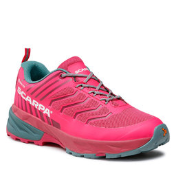 Scarpa Трекінгові черевики Scarpa Rush Kid Gtx GORE-TEX 30554-203 Fuxia/Lagoon