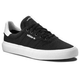 adidas Batai adidas 3Mc B22706 Cblack/Cblack/Ftwwht