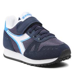 Diadora Laisvalaikio batai Diadora Simple Run Ps 101.177900 01 60063 Blue Corsair