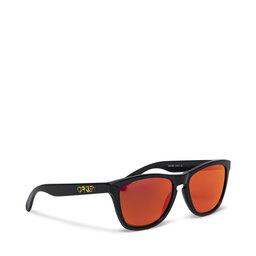 Oakley Сонцезахисні окуляри Oakley Frogskins 0OO9013-E655 Polished Black