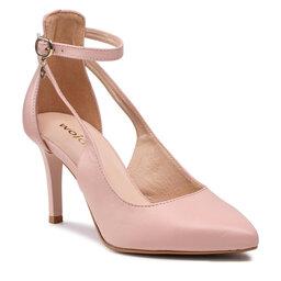 Wojas Туфлі на шпильці Wojas 35018-54 Рожевий