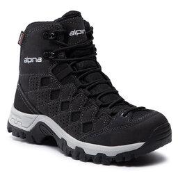 Alpina Трекінгові черевики Alpina Simbia 623R-8K Black/Black